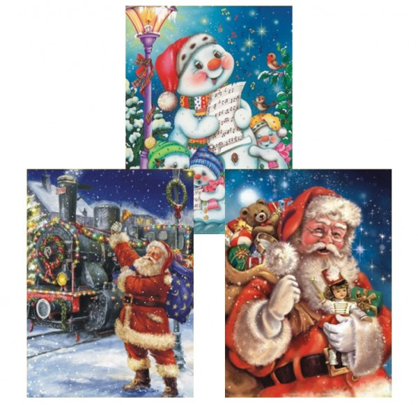 Geschenktüten Weihnachten Jumbo
