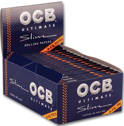 OCB Ultimate Slim+Filter