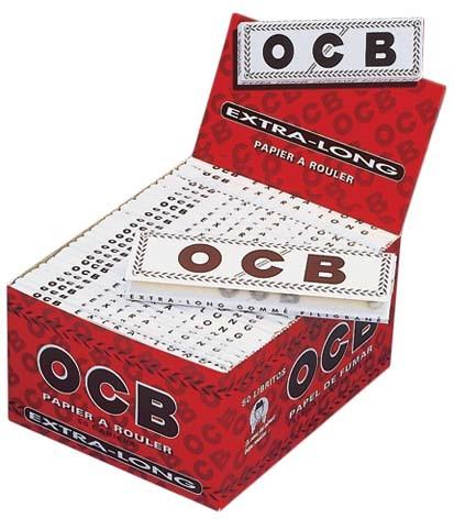 OCB Weiß Long