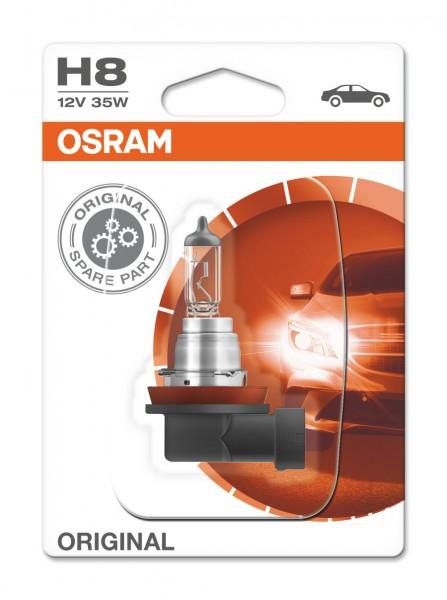 Osram PKW Original H8, 12V Einzelblister