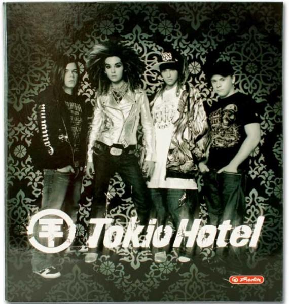 Tokio Hotel Ordner