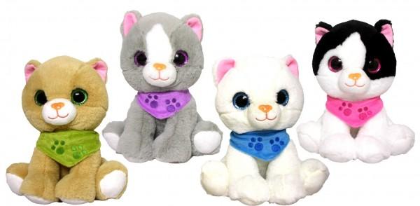 Katzen mit Halstuch