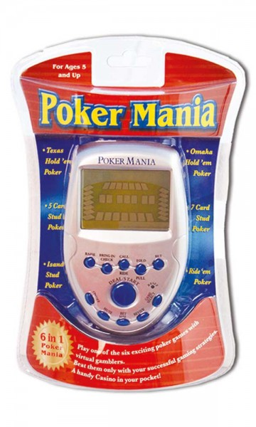 Elektronisches Pokerspiel