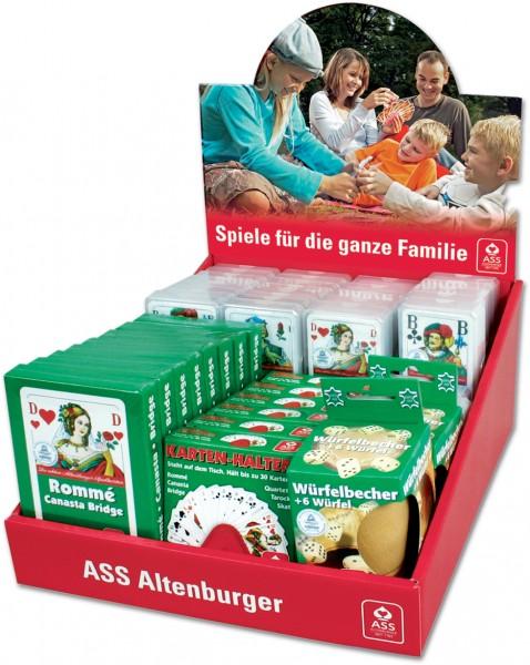 ASS Spielkartensortiment Standard