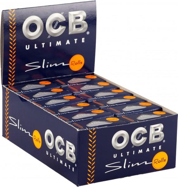 OCB Ultimate Slim Rolls