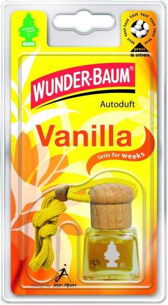 Wunderbaum Auto-Duftflakon Vanilla