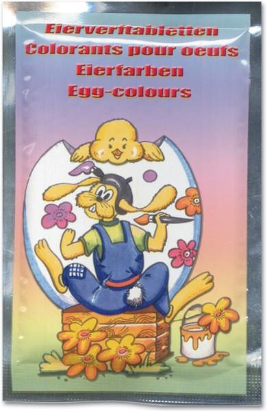 Eierfarben Tabletten