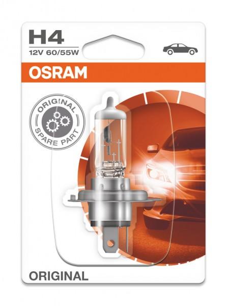 Osram PKW Original H4, 12V Einzelblister