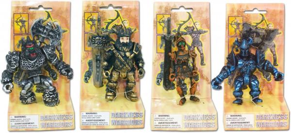 Darkness Warriors Action-Figuren