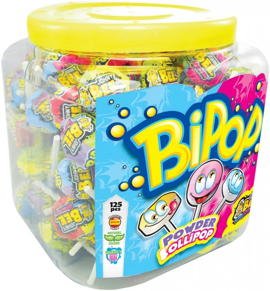 Johny Bee Powder Lollipop