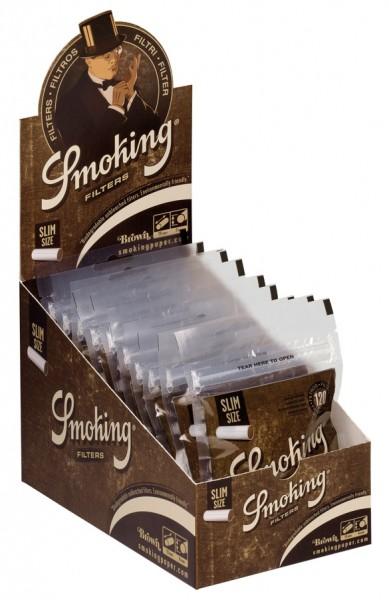Smoking Brown Slim Filter