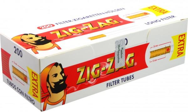 Zig-Zag Extra Filterhülsen 200