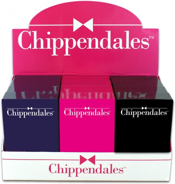 Zigarettenbox Chippendales