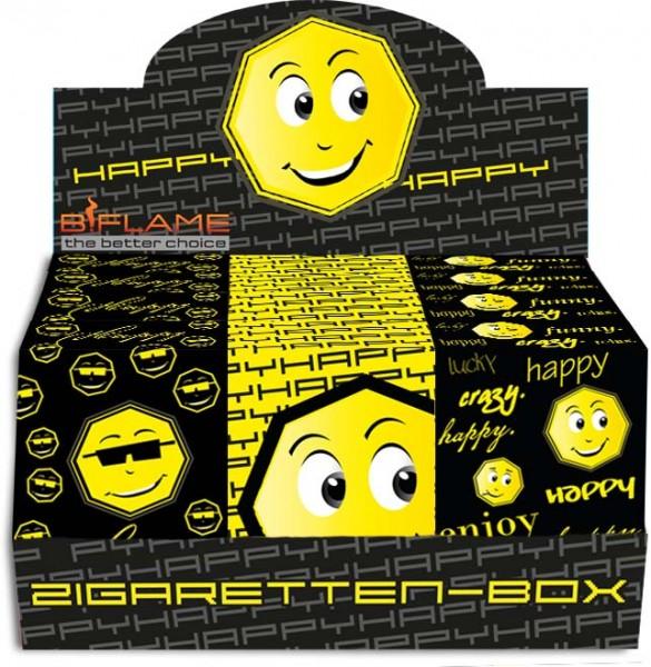 Zigarettenbox Happy