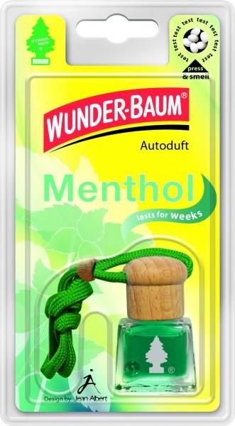 Wunderbaum Auto-Duftflakon Menthol