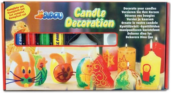 Kerzenbastel-Set