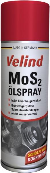 VELIND MoS2-Öl-Spray