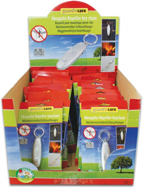 Anti-Mücken Schlüsselanhänger