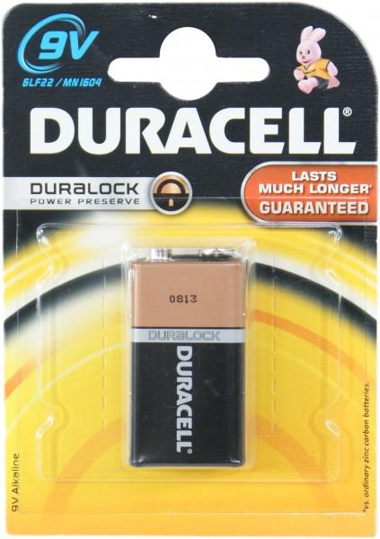 9 Volt Duracell