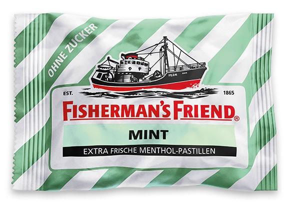 Fisherman's Friend Mint zuckerfrei