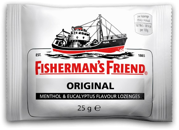 Fisherman's Friend Extra-Strong