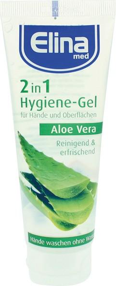 Hygiene-Gel Hände+Oberflächen 75 ml