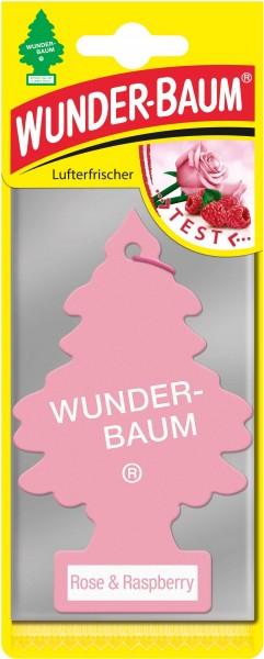 Wunderbaum Rose & Rasberry