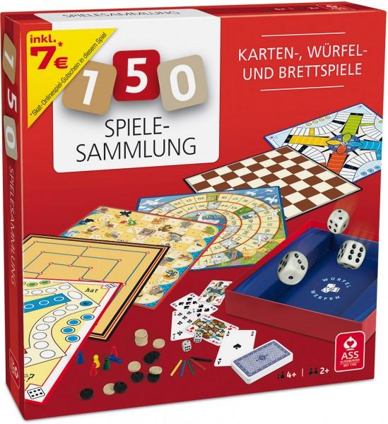 ASS Spielesammlung 150 Spiele