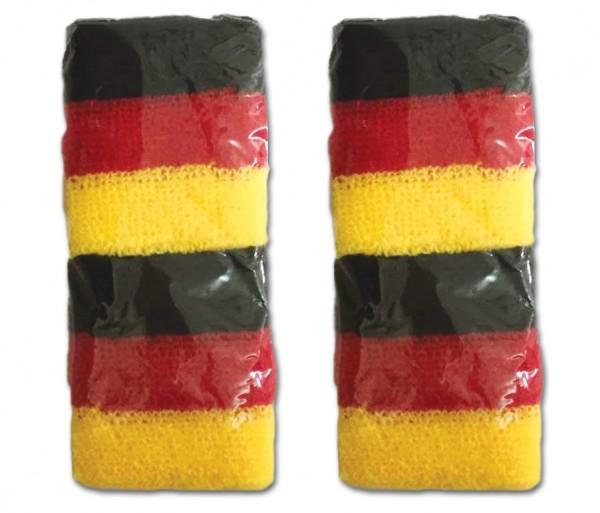 Deutschland Schweißarmbänder