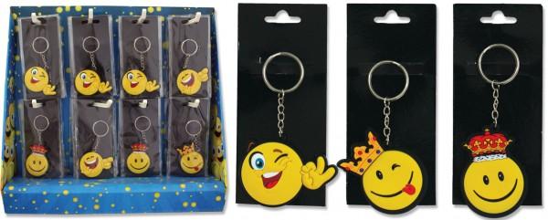 Happy Schlüsselanhänger Yellow