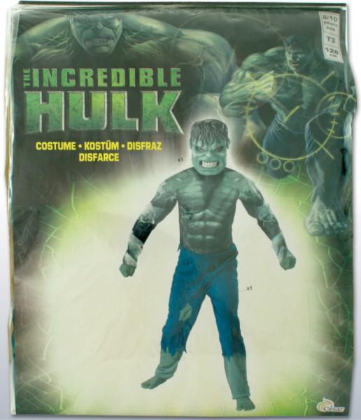 Faschingskostüm Hulk