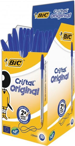 BIC Cristal Pen Blau