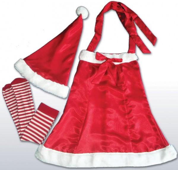 Weihnachtskostüm Sexy Santa