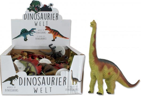 Dinosaurier im Display