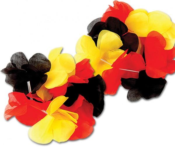 Deutschland Blumenarmband