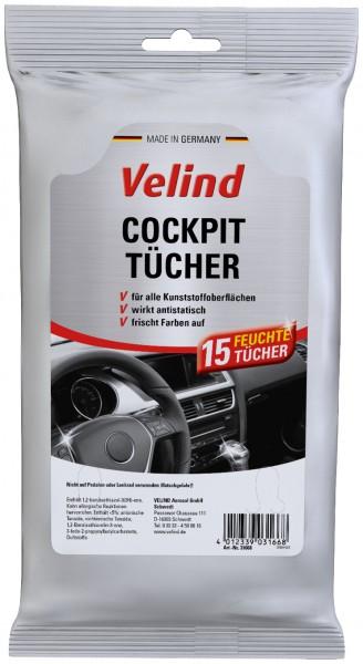 VELIND Cockpit-Tücher