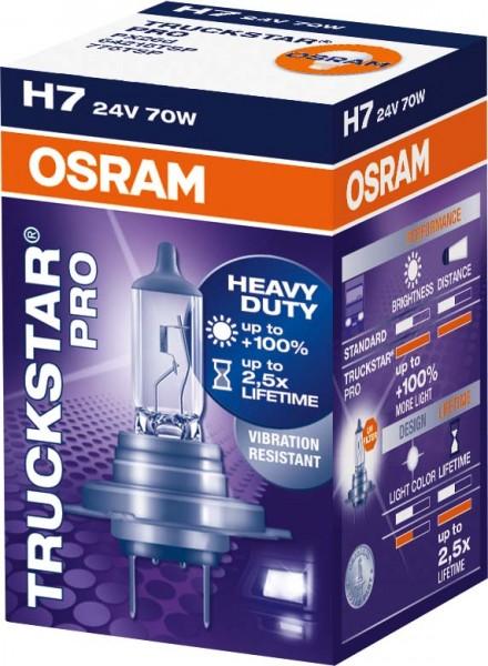 Osram LKW Truckstar Pro H7