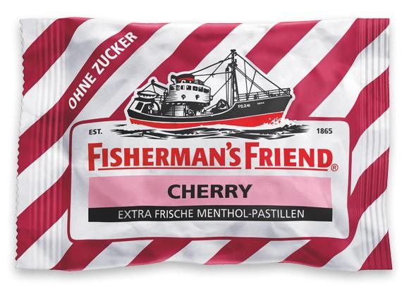 Fisherman's Friend Cherry zuckerfrei