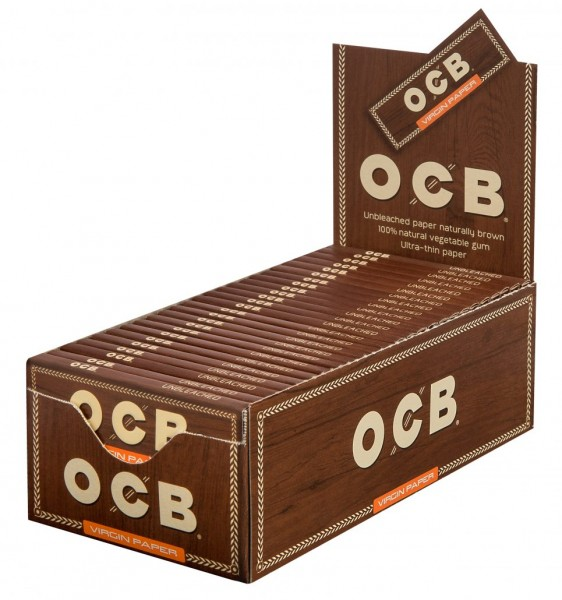 OCB Unbleached Regular