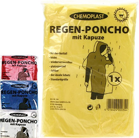 Regen-Poncho