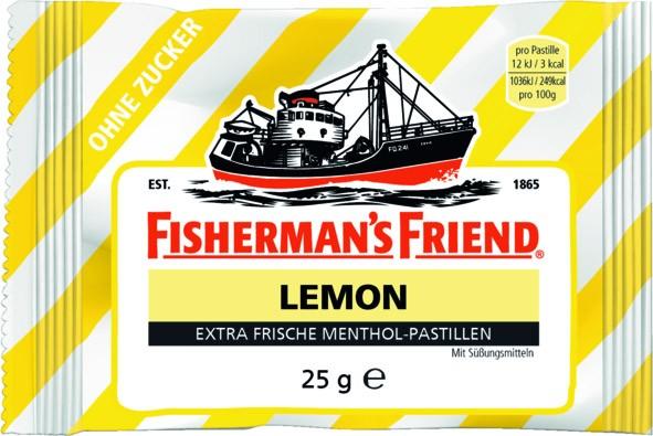 Fisherman's Friend Lemon zuckerfrei