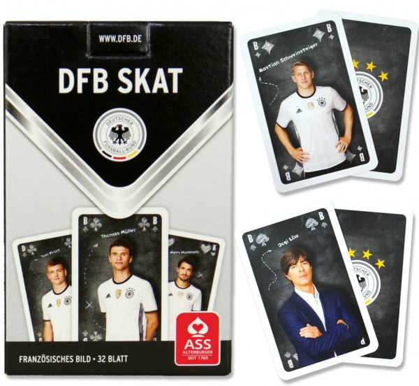 ASS DFB Skat-Spiel