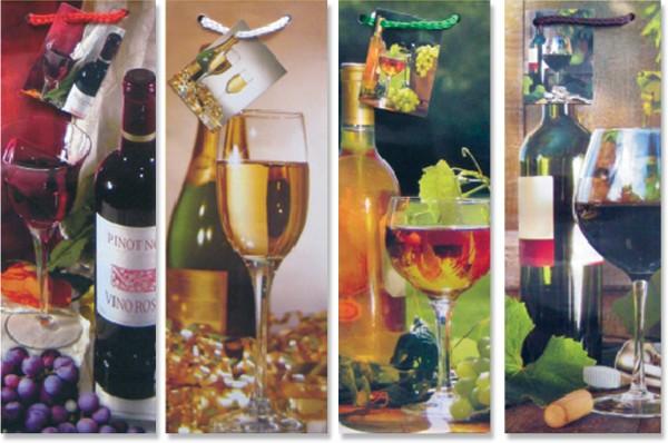 Premium Flaschentüten Flaschen