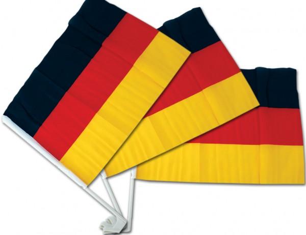 Deutschland Auto-Flagge