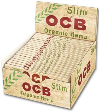 OCB Organic Slim