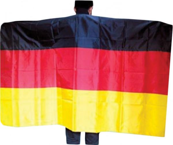 Deutschland Flaggen-Cape