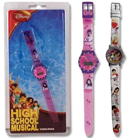High School Musical Armbanduhr