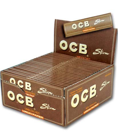 OCB Unbleached Slim