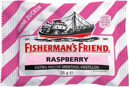 Fisherman's Friend Raspberry zuckerfrei