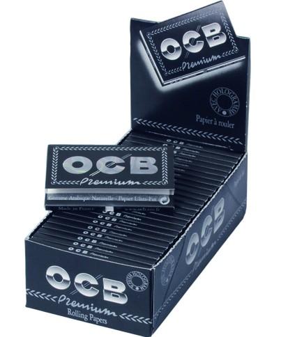 OCB Schwarz kurz No. 4